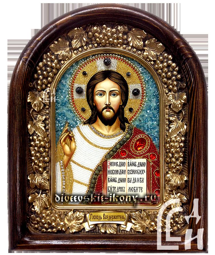 Господь Вседержитель-Дивеевскаие иконы Арт:123