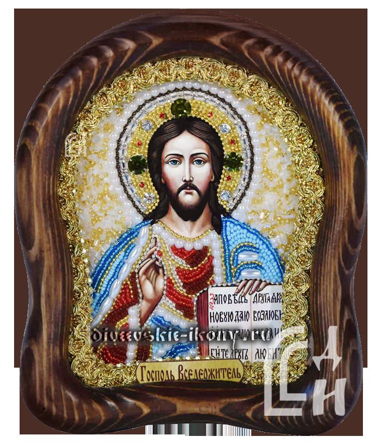 Господь Вседержитель-Дивеевскаие иконы Арт:127