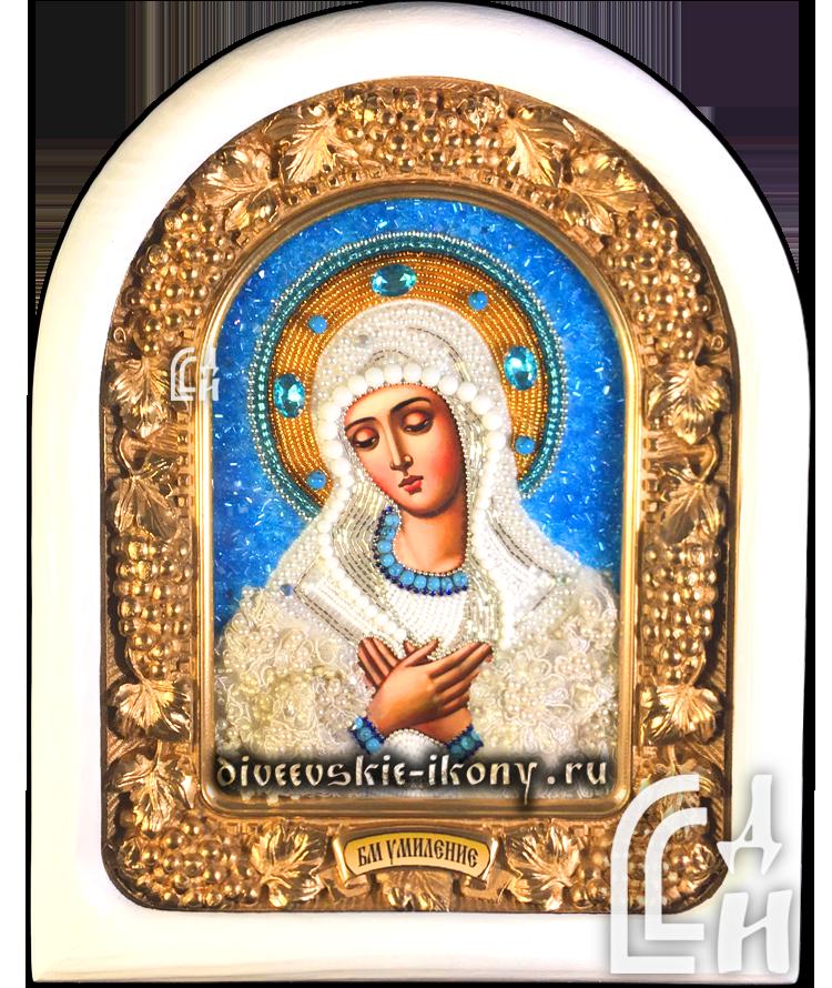Образ Божией Матери Умиление 23 на 29 дивеевская икона