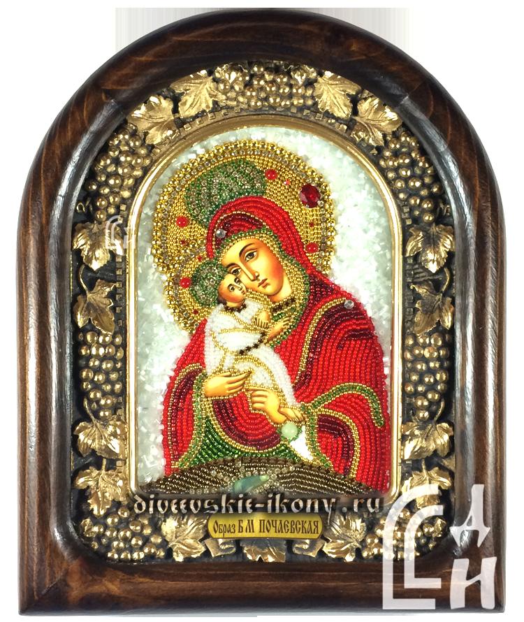 Образ Божия Матерь Почаевская