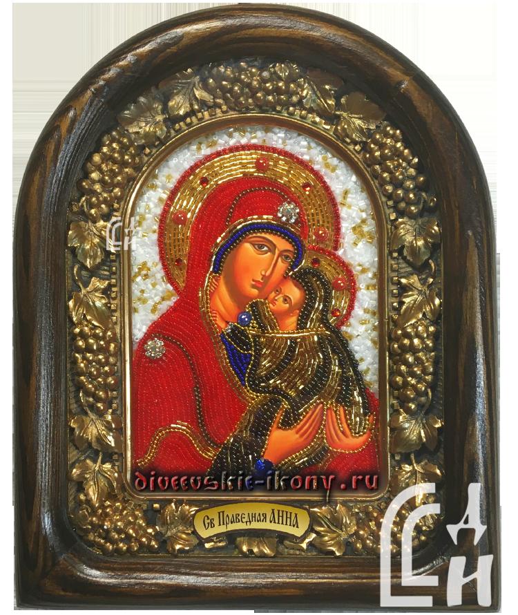 Дивеевская икона Анны