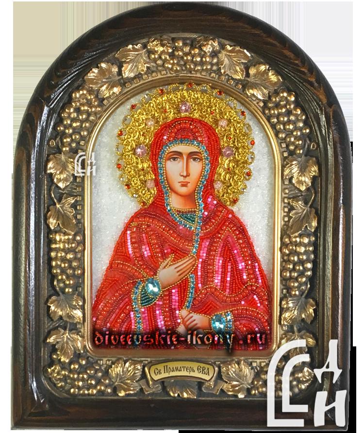 Дивеевская Икона Святой Праматери Евы