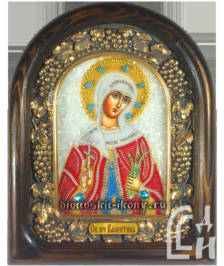 Дивеевская икона Валентины