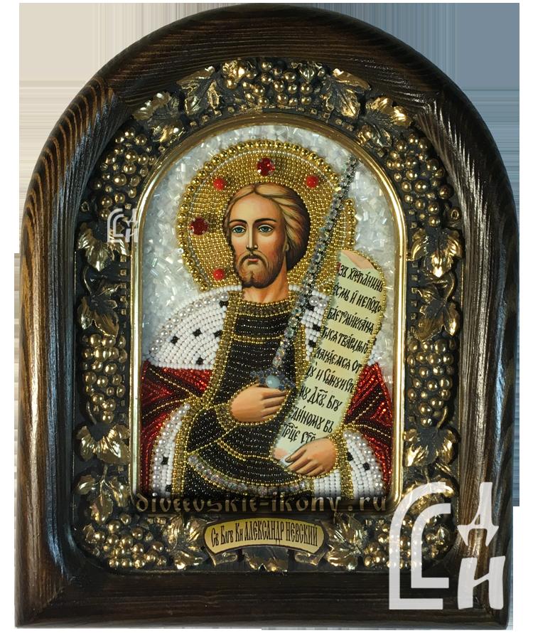 Дивеевские иконы Александра Невского