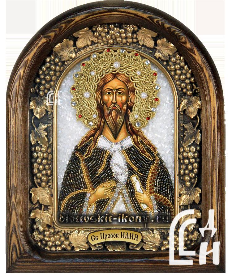 Дивеевская Икона Святого Пророка Ильи