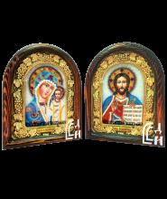 Дивеевские иконы бисером для венчания