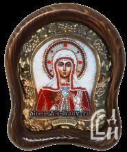Икона бисером Святая Мученица Александра Коринфская