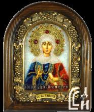Дивеевская икона Святая Блаженная Таисия