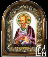 Икона из бисера Апостол Павел