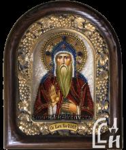 Дивеевская икона Святого Благоверного Князя Олега