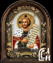 Дивеевская Икона Святого Князя Александра Невского