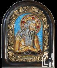 Дивеевская икона Святого Преподобного Онуфрия Великиого
