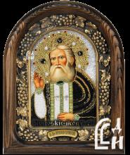 Дивеевская Икона Святого Преподобного Серафима Саровского