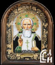 Дивеевская Икона Святого Преподобного Сергия Радонежского