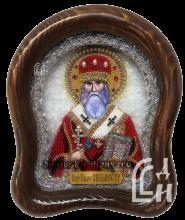Сильвестр икона из бисера