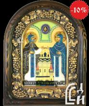 Святые Благоговенные Пётр и Феврония